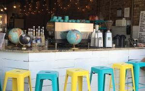 True North is a new cafe on 57th street, just a few minutes from the center of campus.
