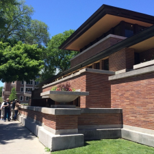 Instagram photo of the Robie House