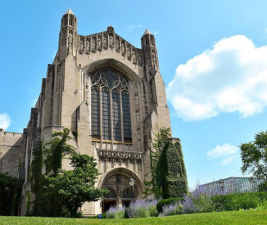 Instagram photo of Rockefeller Chapel