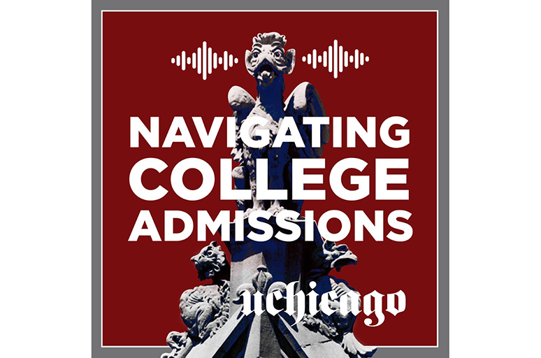 navigating admissions podcast identity
